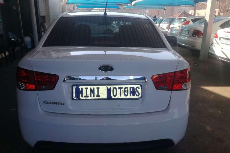 Kia Cerato 1.6 Auto 2012