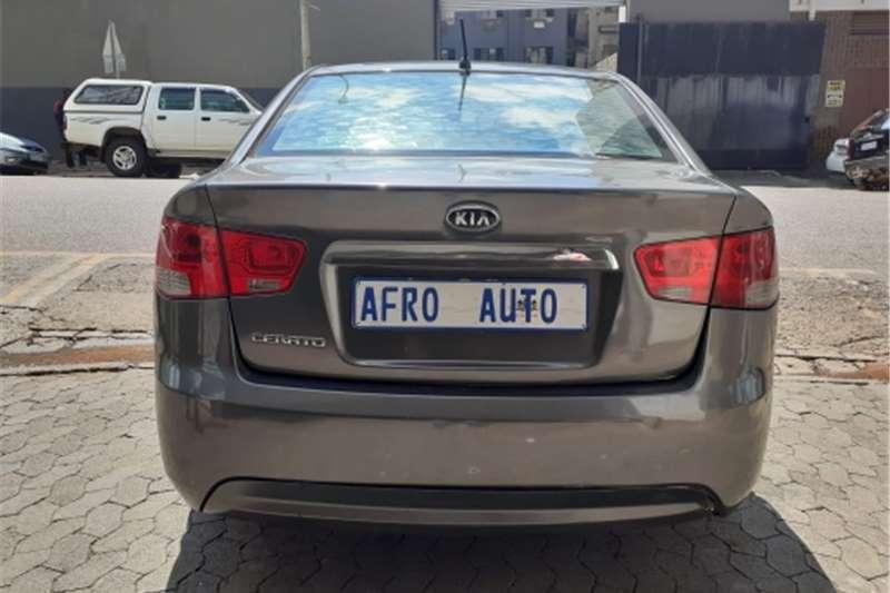 Used 2011 Kia Cerato 1.6 EX 4 door