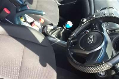 Kia Cerato 1.6 EX 4 door 2011
