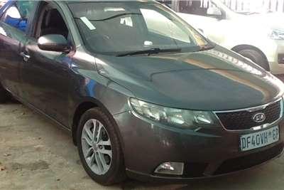 Kia Cerato 1.6 EX 4 door 2012