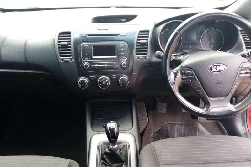 Used 2014 Kia Cerato 1.6 EX 4 door