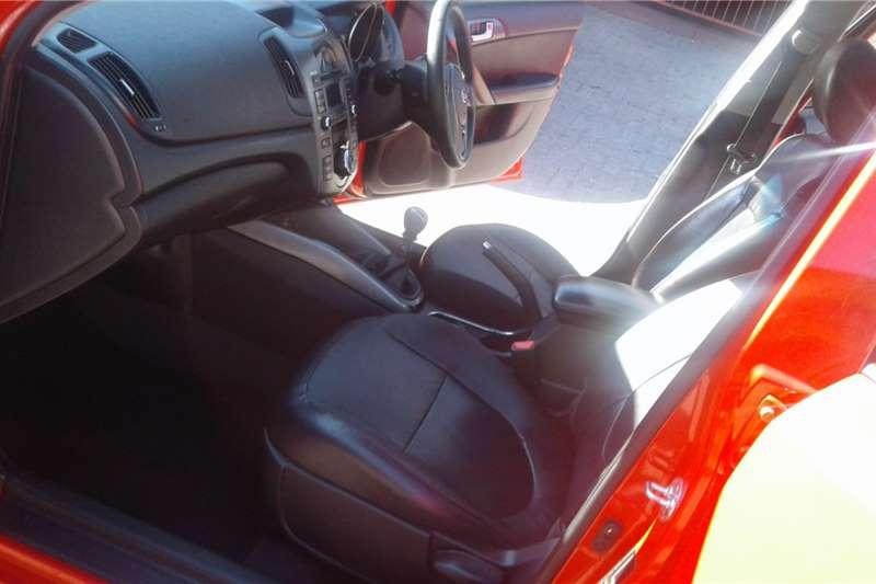 Used 2011 Kia Cerato 1.6 EX 4 door automatic