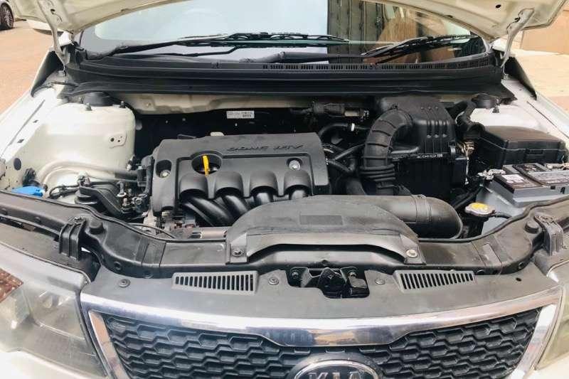 Kia Cerato 1.6 EX 4 door automatic 2012