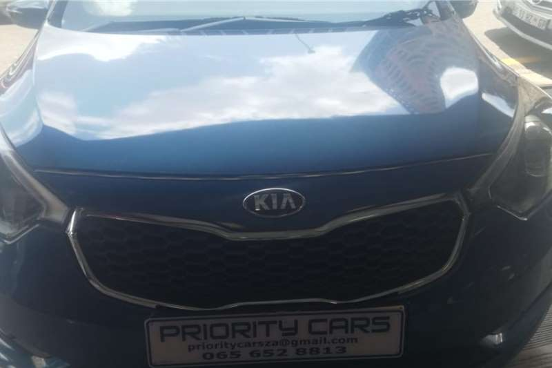 Kia Cerato 1.6 EX 4 door automatic 2013