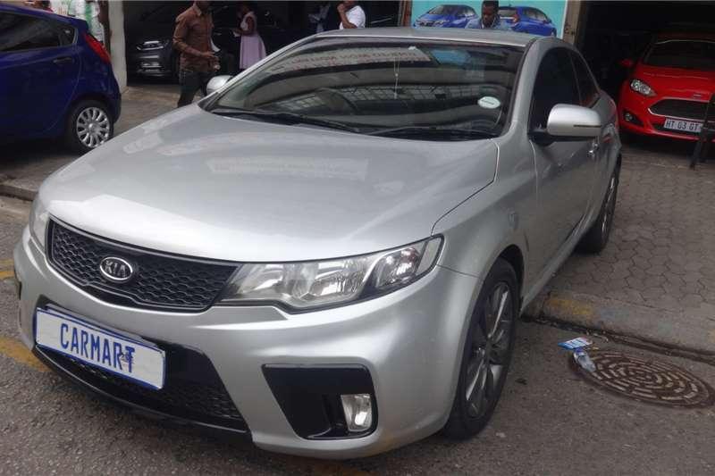 Kia Cerato 1.6 EX 5 door 2010
