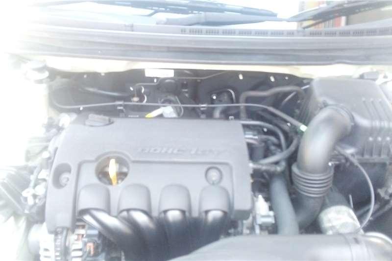 Kia Cerato 1.6 EX 5 door 2011