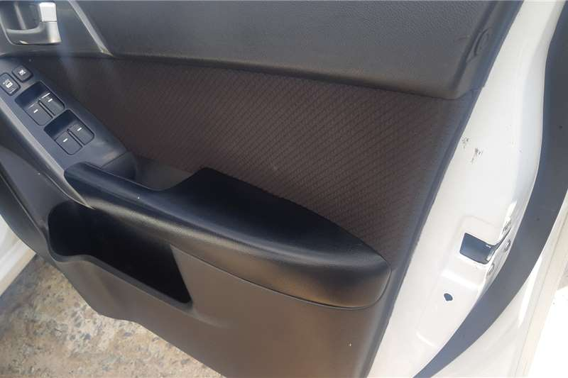2011 Kia Cerato Cerato 1.6 EX 5-door