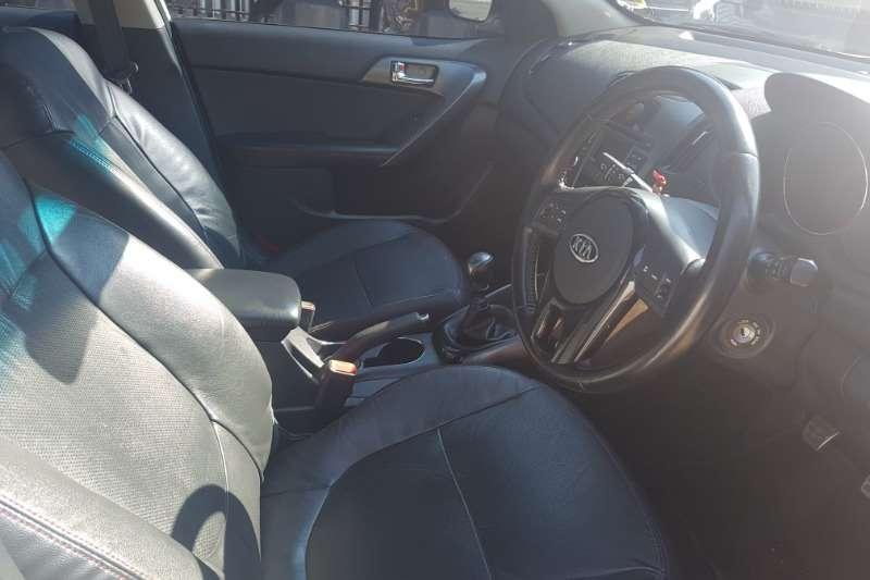 Kia Cerato 1.6 EX 5-door 2012