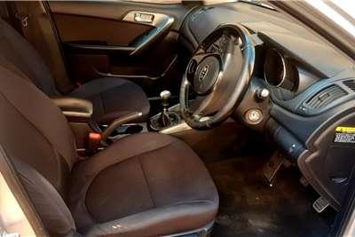 Used 2012 Kia Cerato 1.6 EX 5 door