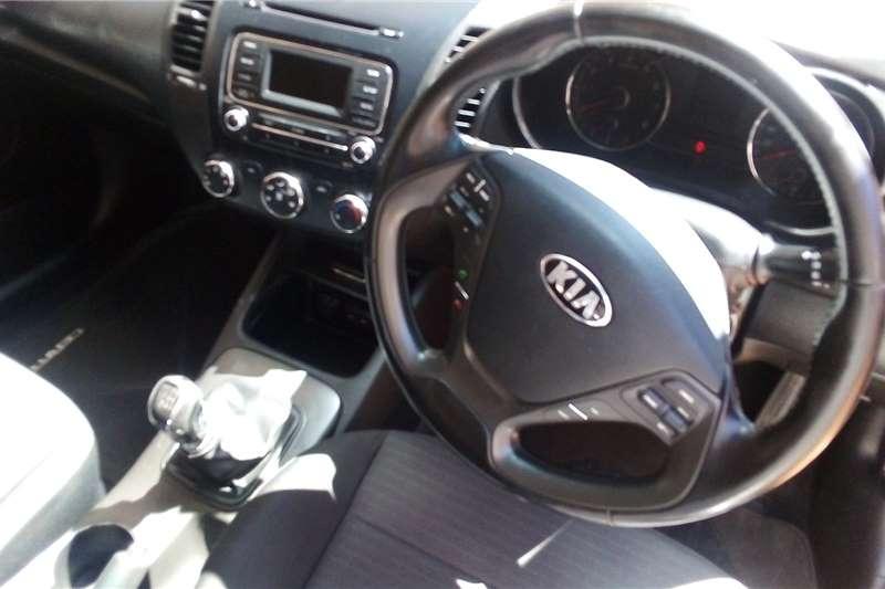 2014 Kia Cerato Cerato 1.6 EX 5-door