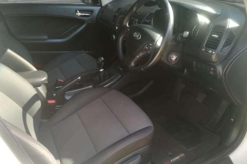 Kia Cerato 1.6 EX 5-door 2015