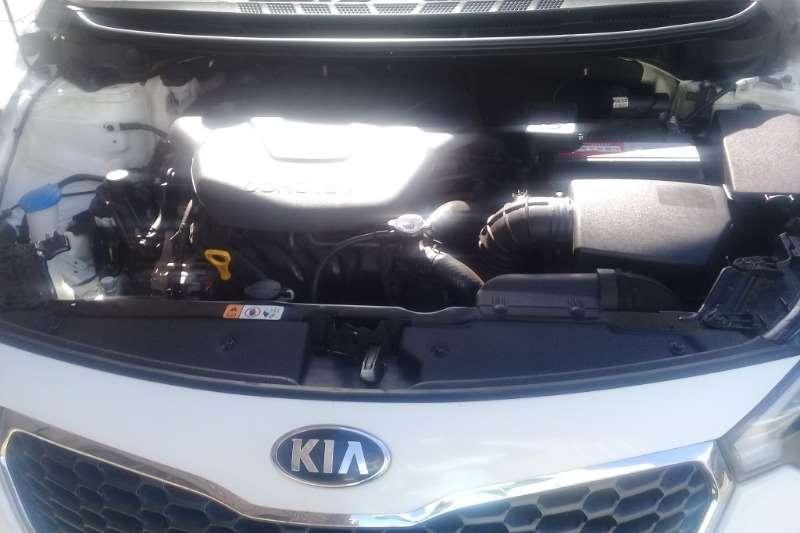 Kia Cerato 1.6 EX 5 door 2015