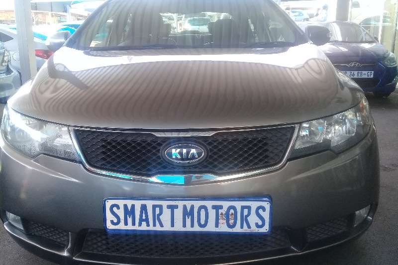 Kia Cerato 1.6 EX 5 door automatic 2010