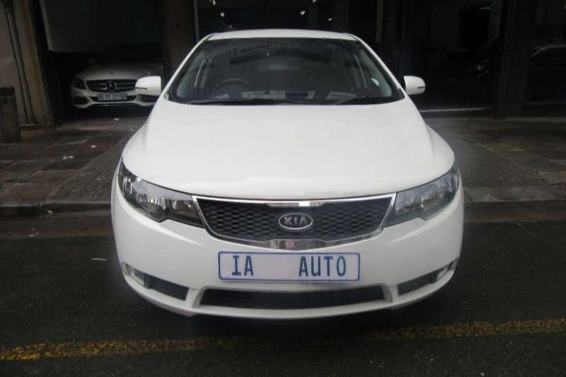 Kia Cerato 1.6 EX 5 door automatic 2011
