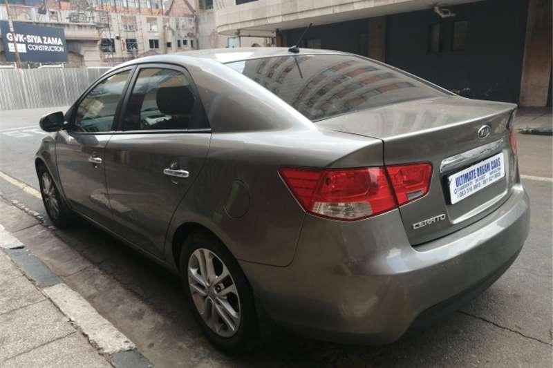 Kia Cerato 1.6 EX 5 door automatic 2012