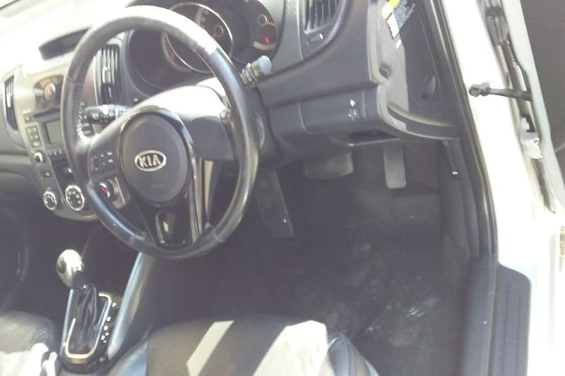 Used 2013 Kia Cerato 1.6 EX 5 door automatic