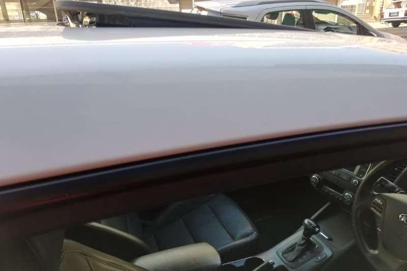 Kia Cerato 1.6 EX 5 door automatic 2015