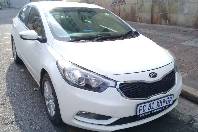 Kia Cerato 1.6 EX 5 door Sedan 2015