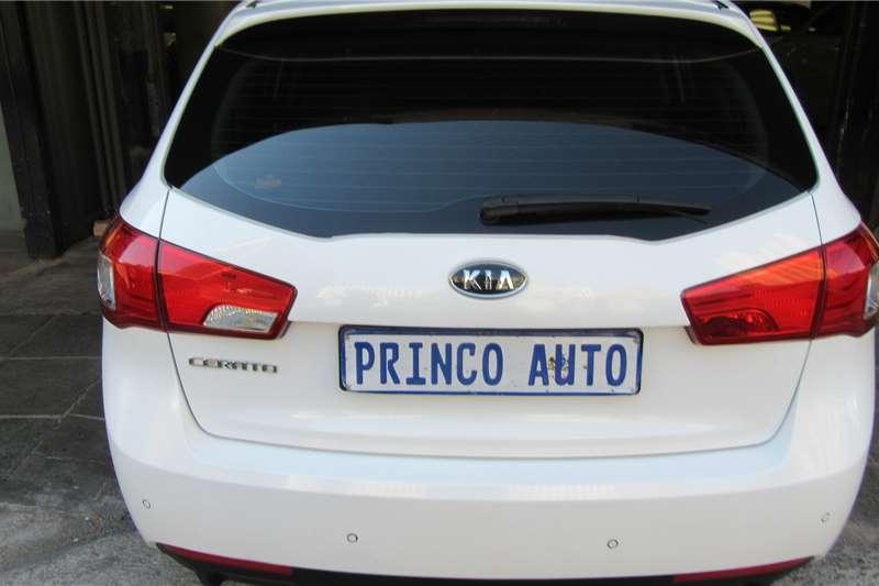 Kia Cerato 2.0 2012