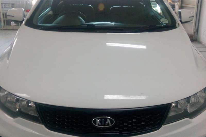 Kia Cerato 2.0 AUTO 2012