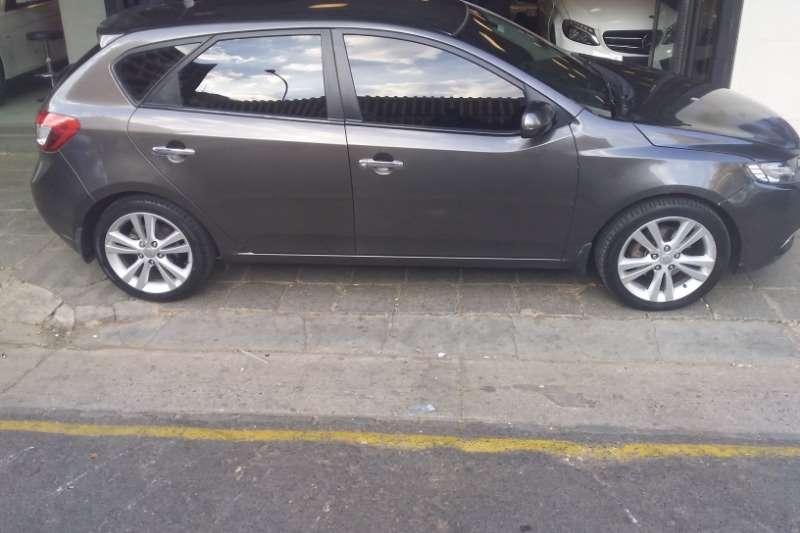 Kia Cerato 2.0CRDi 2011
