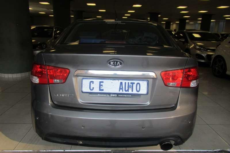 Kia Cerato 2.0CRDi 5 door 2012