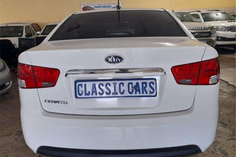 Used 2012 Kia Cerato