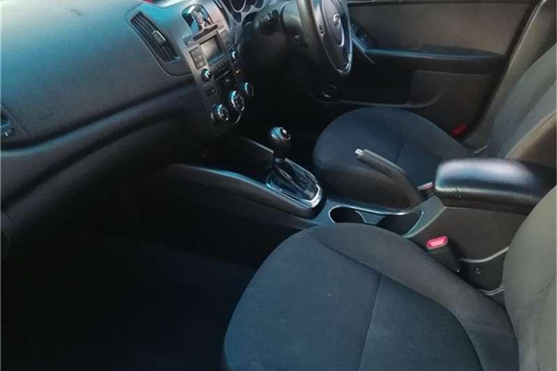 2012 Kia Cerato Cerato hatch 1.6 EX auto