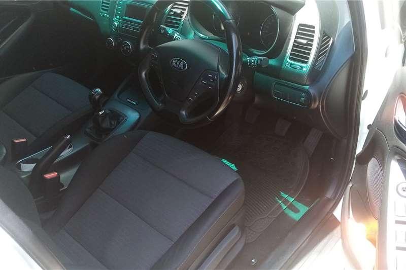Kia Cerato hatch 1.6 SX 2013