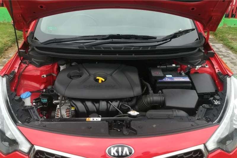 Used 2015 Kia Cerato hatch 1.6 SX