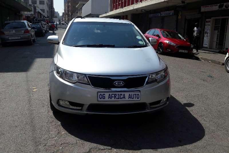 Kia Cerato hatch 2.0 EX auto 2012