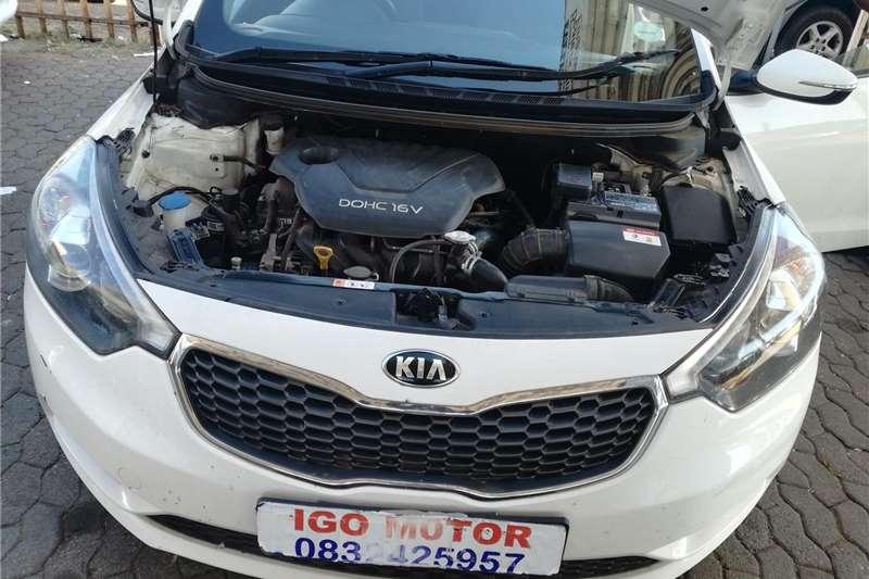 Used 2015 Kia Cerato