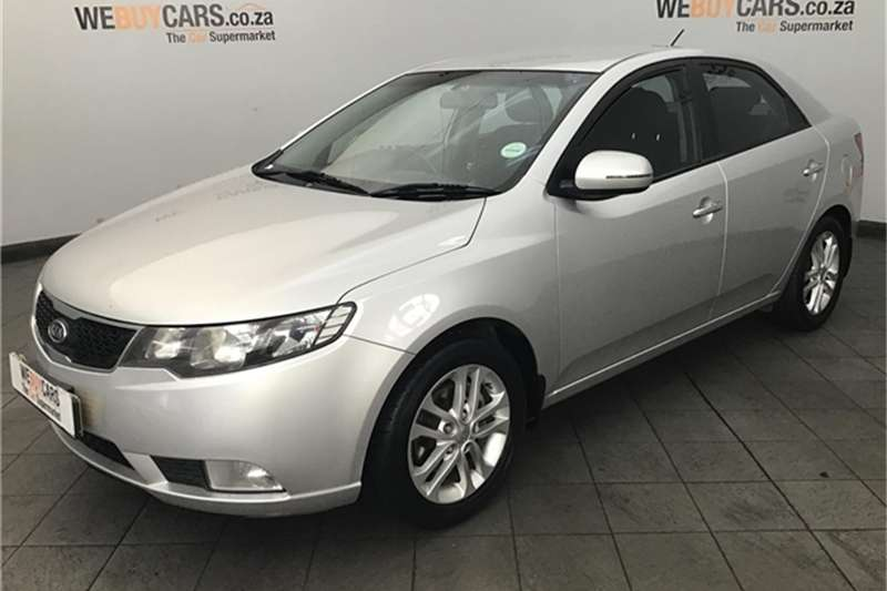 2012 Kia Cerato sedan 1.6 EX automatic