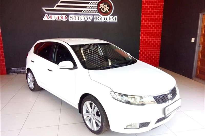 2012 Kia Cerato hatch 2.0 SX auto