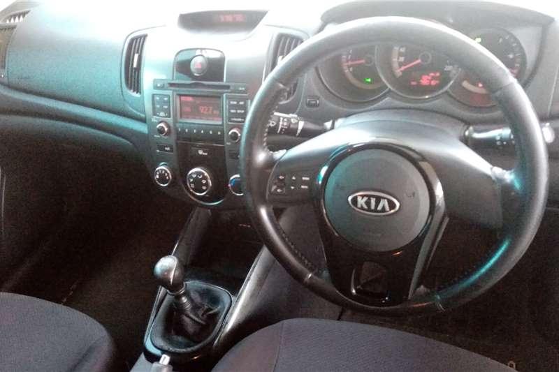 2010 Kia Cerato 1.6 EX 4 door