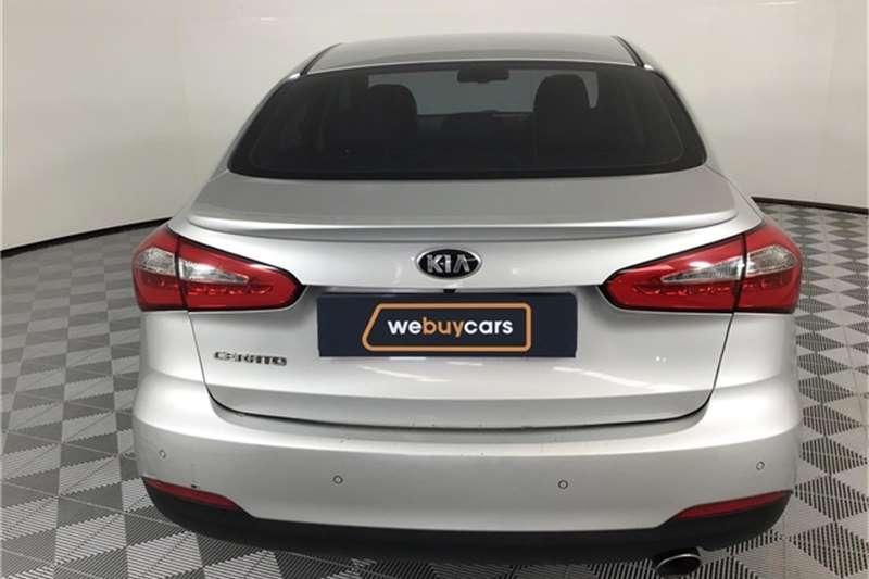 2014 Kia Cerato sedan 2.0 SX auto