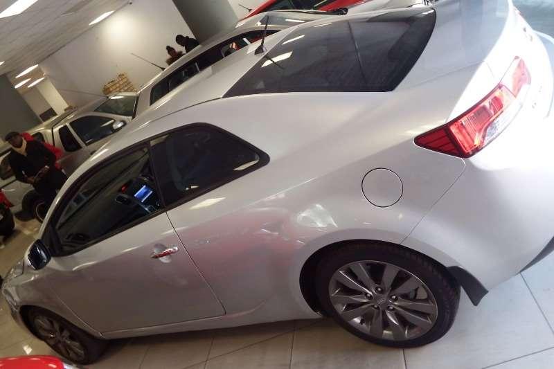 2011 Kia Cerato Cerato Koup 1.6T