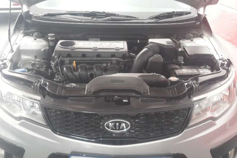 Kia Cerato Koup 1.6T 2011