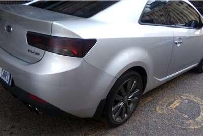 2012 Kia Cerato Cerato Koup 1.6T