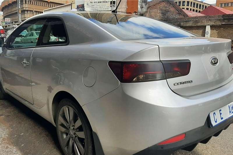 Used 2013 Kia Cerato Koup 1.6T