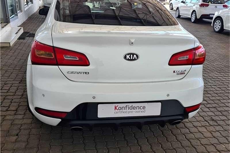 Kia Cerato Koup 1.6T 2015
