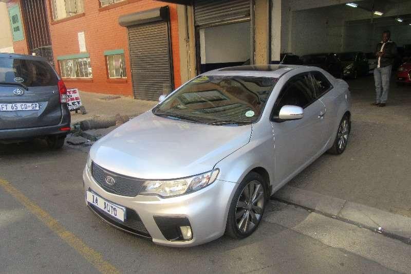 Kia Cerato Koup 1.6T auto 2011