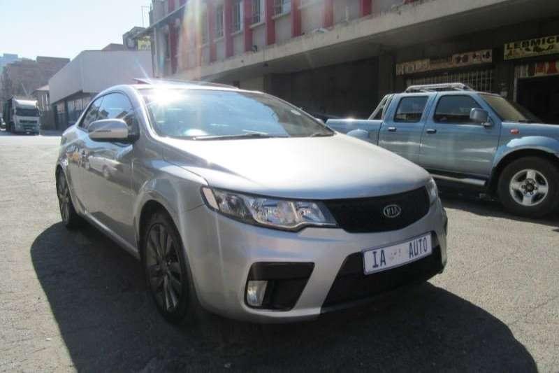 Kia Cerato Koup 1.6T auto 2012