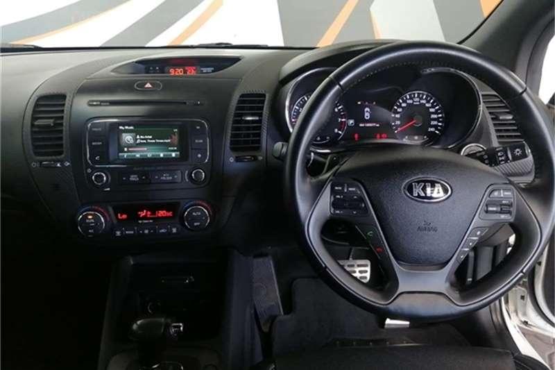 Kia Cerato Koup 1.6T auto 2014