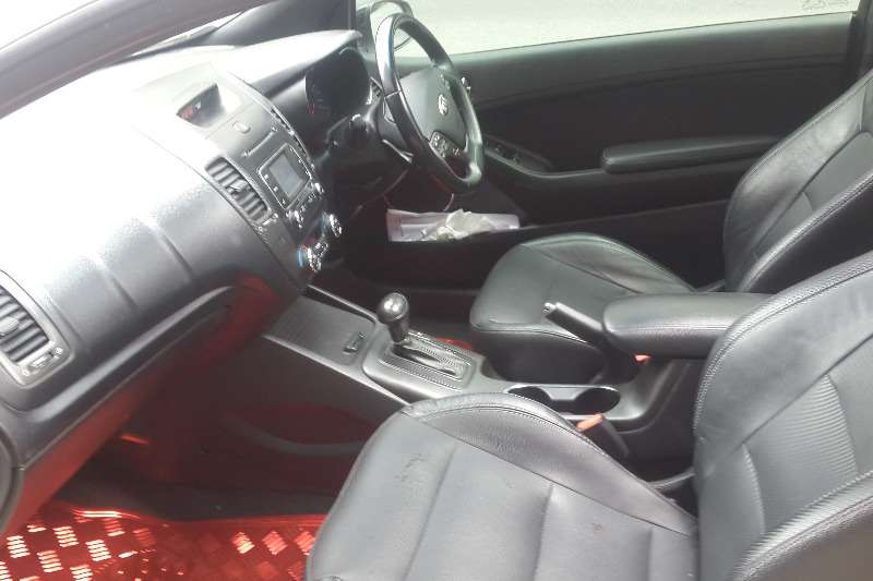 Kia Cerato Koup 1.6T auto 2016