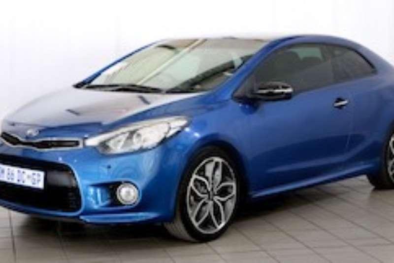 Kia Cerato koup 1.6t gdi a/t 2015