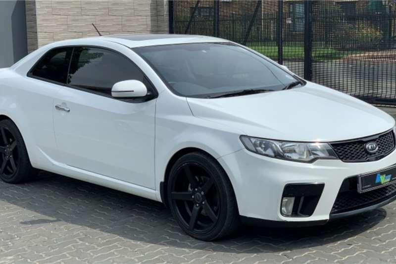 Kia Cerato Koup 2.0 auto 2012