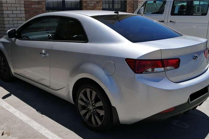 Kia Cerato Koup 2.0 SX 2011