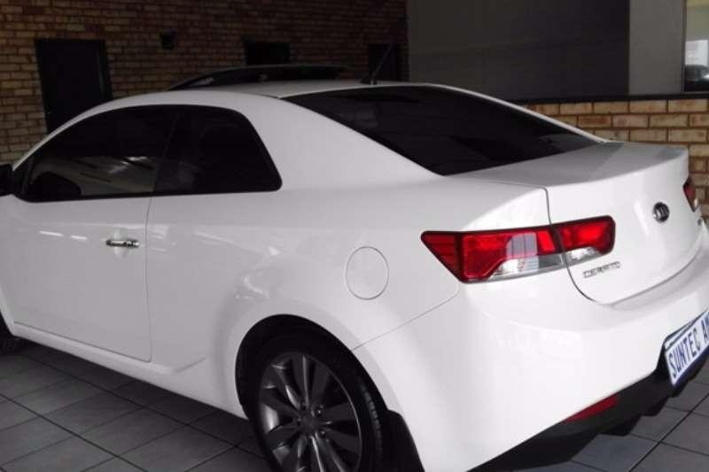 Kia Cerato Koup 2.0 SX 2012