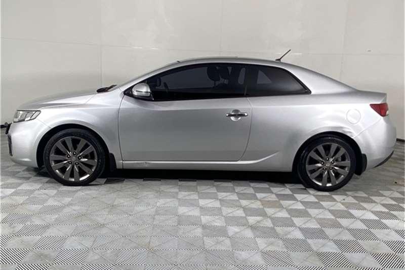 2012 Kia Cerato Cerato Koup 2.0 SX